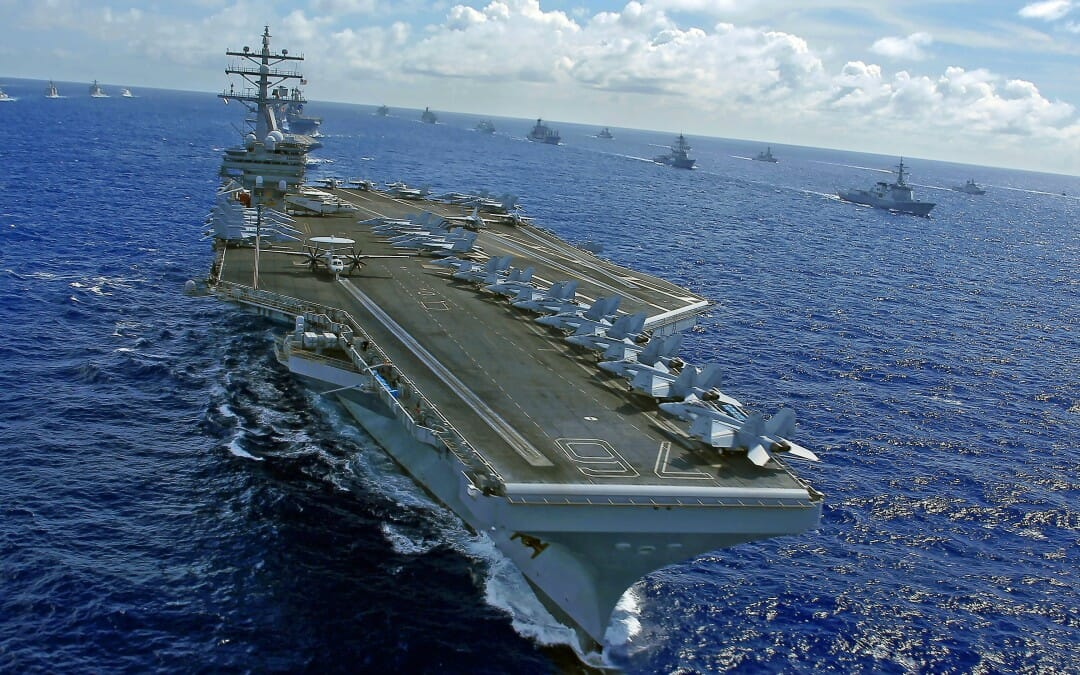 Aircraft Carrier 3D Now in Theaters
