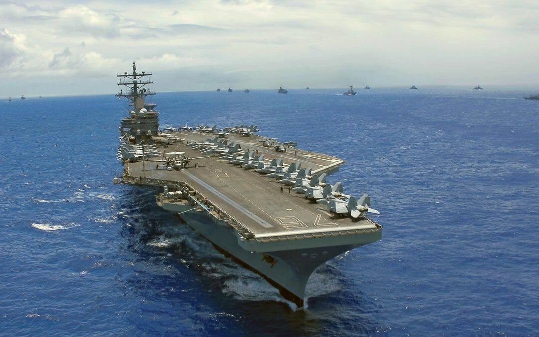 Where to See Aircraft Carrier