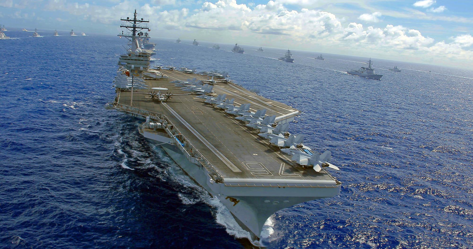 Aircraft Carrier 3D (2017)