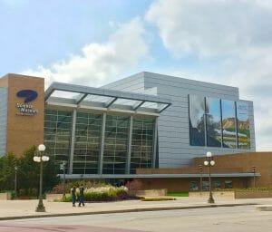 Science Museum of Minnesota, St Paul, MN
