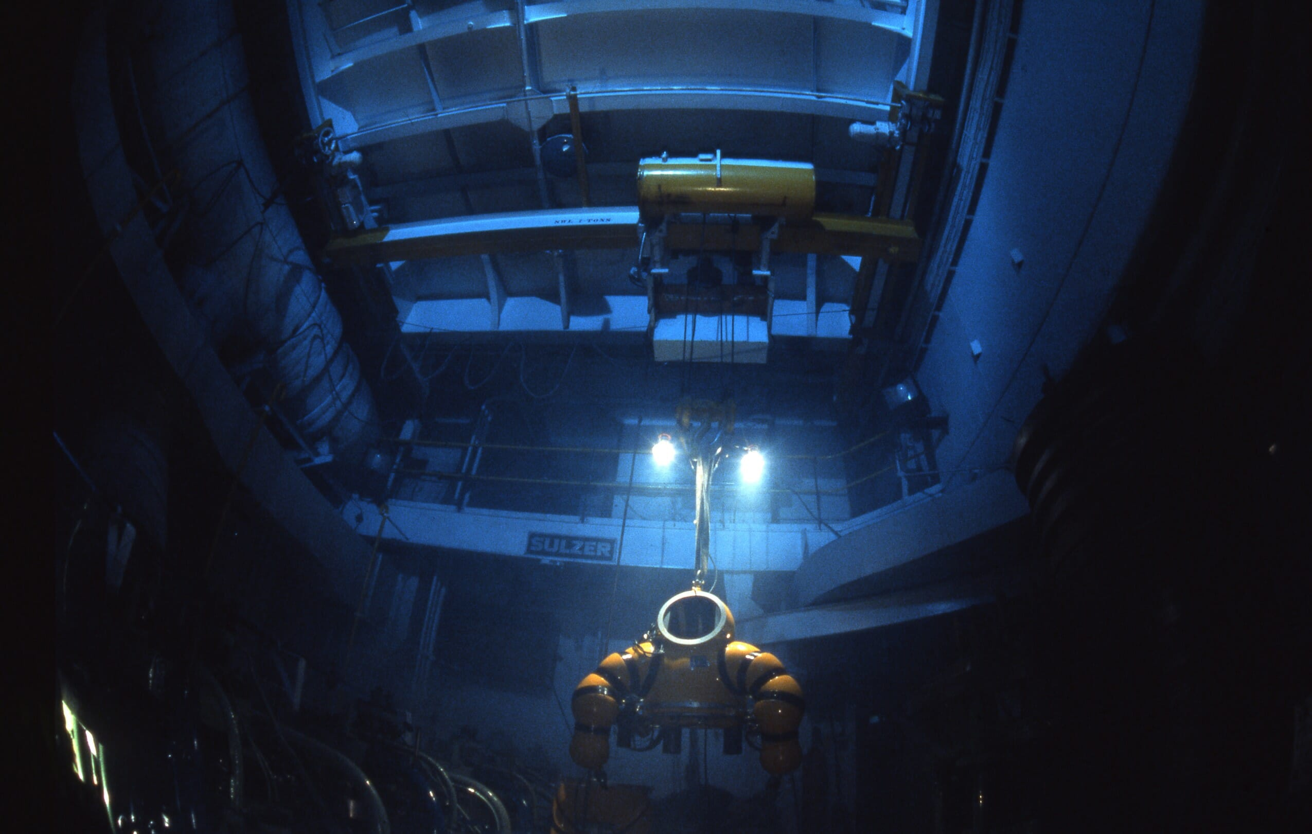 Flight of the Aquanaut