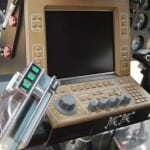 Remote controls enable a wide range of camera motion from inside the cockpit.