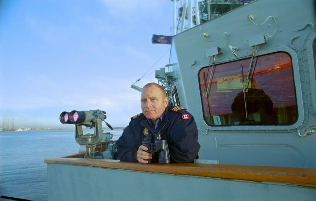 Commander Peter Crane, Royal Canadian Navy