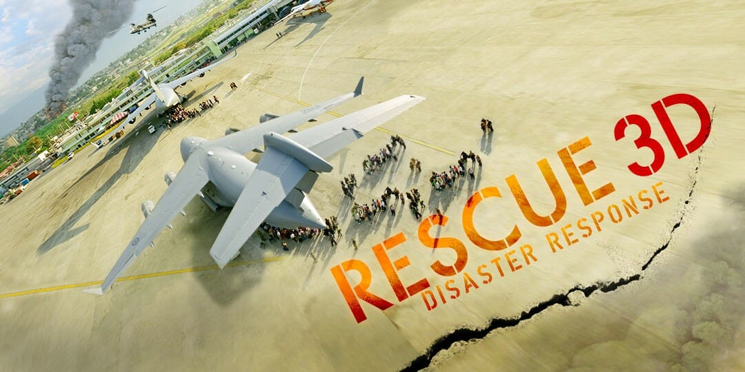 Where to See Rescue 3D