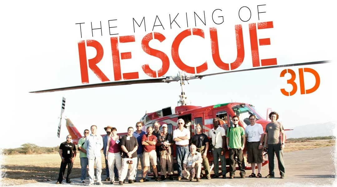 The Making of Rescue 3D