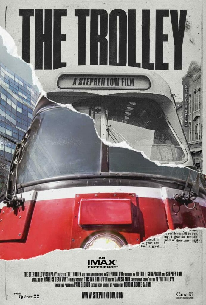 The Trolley - poster