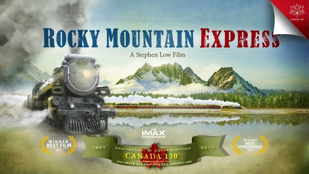 Preview Rocky Mountain Express - Canada 150 key art horizontal