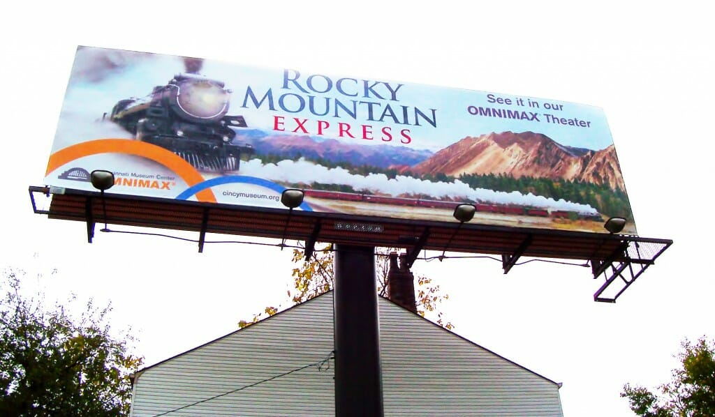 Distribution - Rocky Mountain Express