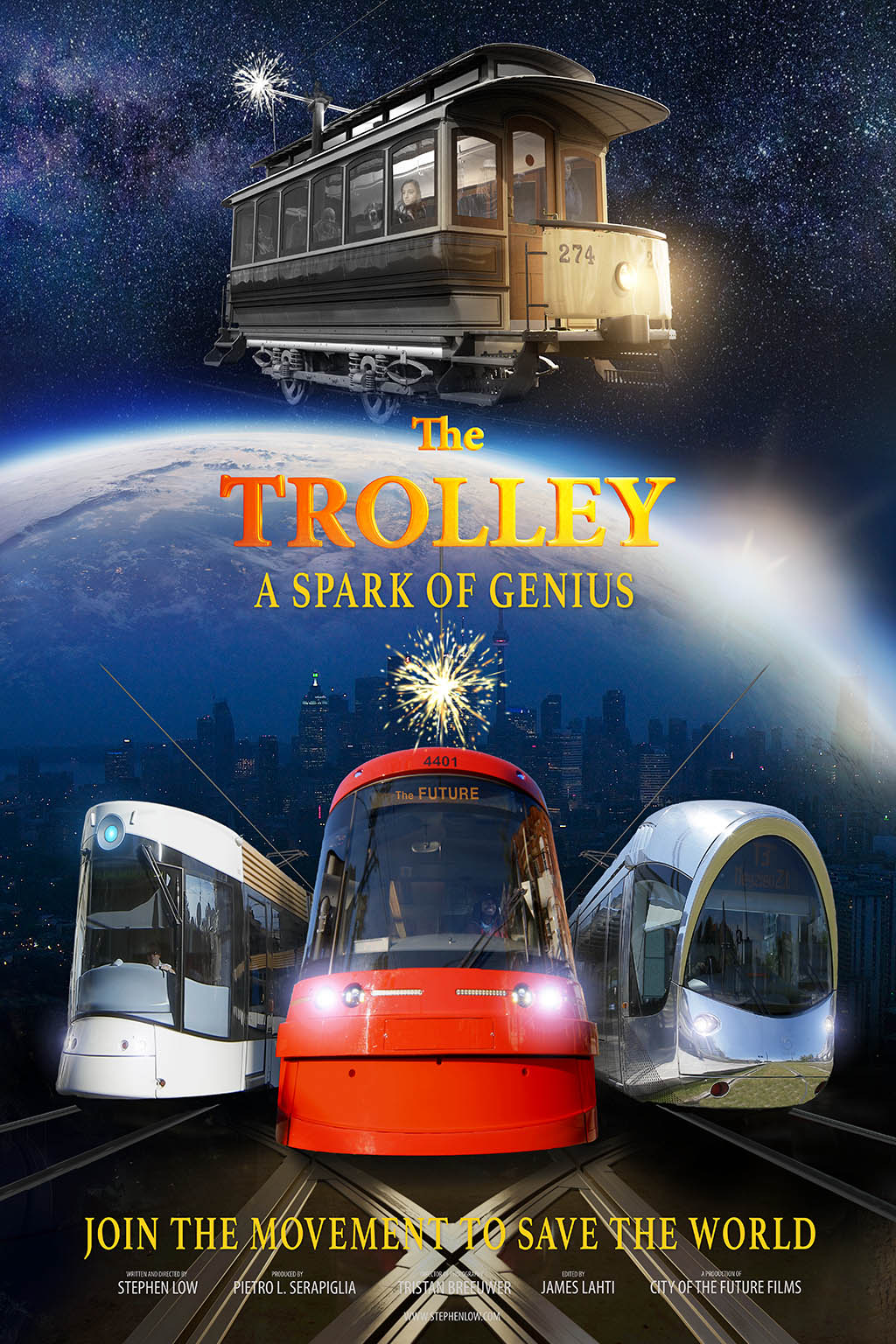 The Trolley, poster