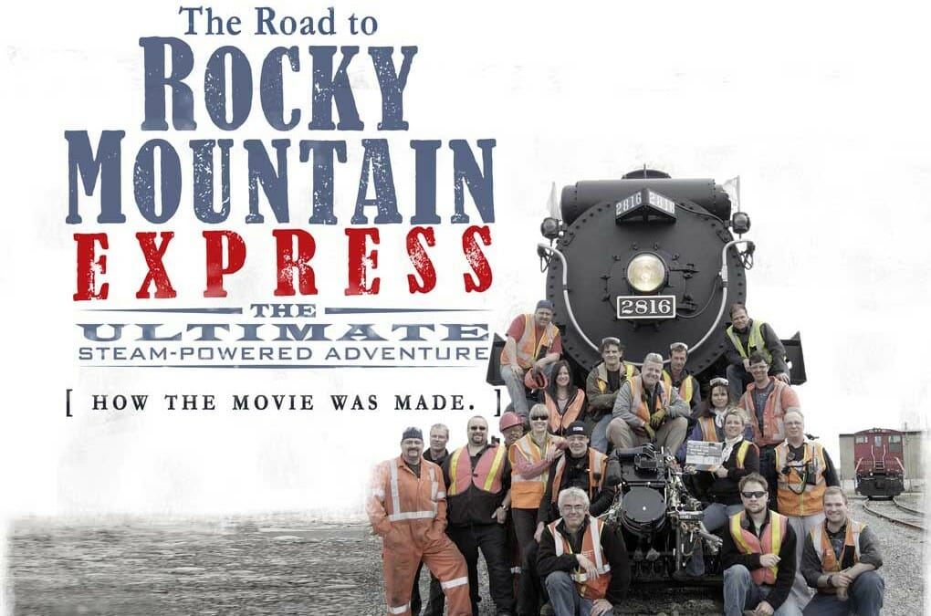 The Road to Rocky Mountain Express