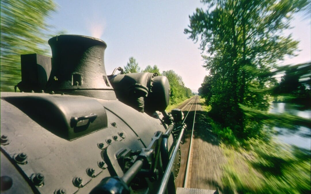 Rocky Mountain Express at Bristol IMAX Omnitheater in Syracuse, NY