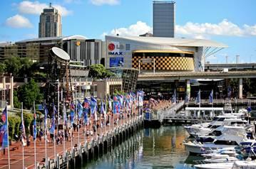 LG IMAX Theatre, Sydney, Australia